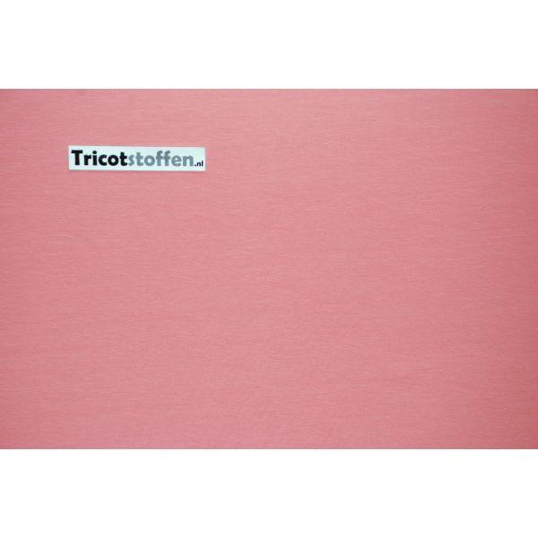 Tricotstoffen.nl | Tricot Uni Roze Neon