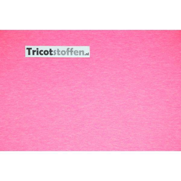 Tricot Uni Licht Roze