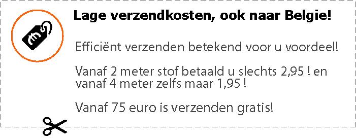 bestellen halve meter